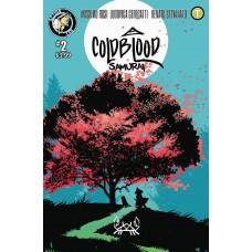 COLD BLOOD SAMURAI #2