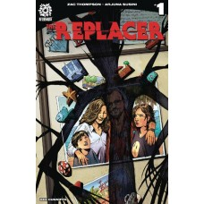 REPLACER GRAPHIC NOVELLA