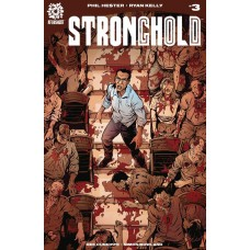 STRONGHOLD #3