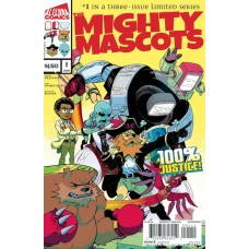 MIGHTY MASCOTS #1 (OF 3)