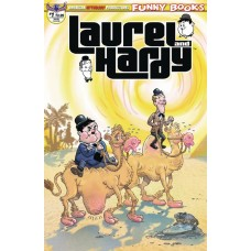 LAUREL & HARDY #1 PACHECO MAIN CVR
