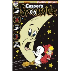 CASPERS SPOOKSVILLE #1 (OF 4) SPOOK MOON CVR