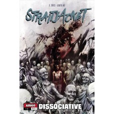 STRAITJACKET VOL 2 #2 (MR)