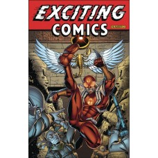 EXCITING COMICS #2