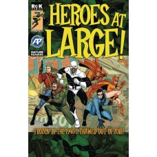 HEROES AT LARGE TP VOL 01 (MR)