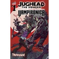 JUGHEAD HUNGER VS VAMPIRONICA #1 CVR A PAT & TIM KENNEDY (MR