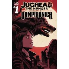 JUGHEAD HUNGER VS VAMPIRONICA #1 CVR B FRANCAVILLA (MR)