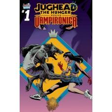 JUGHEAD HUNGER VS VAMPIRONICA #1 CVR D MCCREA (MR)