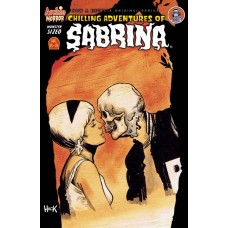 MONSTER SIZED CHILLING ADVENTURES OF SABRINA #1 (MR)
