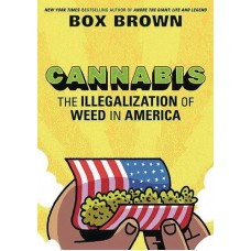 CANNABIS ILLEGALIZATION OF WEED IN AMERICA HC GN (MR)