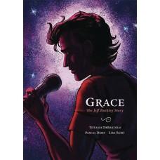 GRACE BASED ON JEFF BUCKLEY STORY HC GN