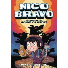 NICO BRAVO & HOUND OF HADES HC GN