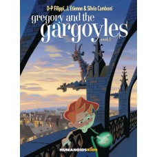 GREGORY AND THE GARGOYLES TP