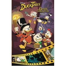 DISNEY DUCKTALES CINESTORY GN VOL 01 GREAT DIME CHASE
