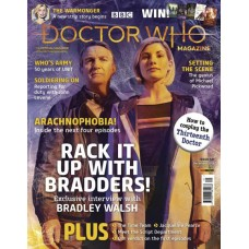 DOCTOR WHO MAGAZINE #537