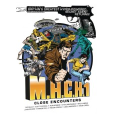 MACH 1 CLOSE ENCOUNTERS TP VOL 02 (MR)