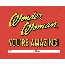 WONDER WOMAN YOURE AMAZING FILL IN BOK HC