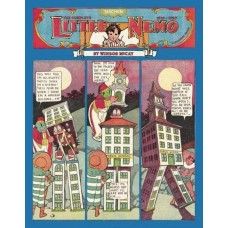 WINSOR MCCAY THE COMPLETE LITTLE NEMO HC VOL 02 1910 -1927