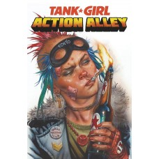 TANK GIRL TP VOL 01 ACTION ALLEY (MR)