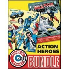 CHARLTON ACTION HEROES BUNDLE
