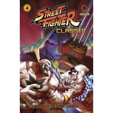 STREET FIGHTER CLASSIC TP VOL 04