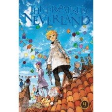 PROMISED NEVERLAND GN VOL 09