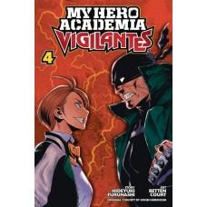 MY HERO ACADEMIA VIGILANTES GN VOL 04