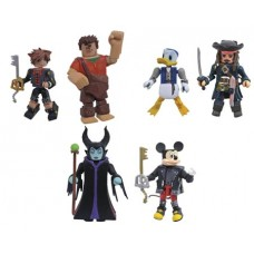 KINGDOM HEARTS MINIMATES SERIES 3 ASST