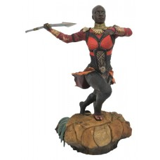 MARVEL GALLERY BLACK PANTHER MOVIE OKOYE PVC FIGURE