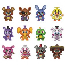 MYSTERY MINIS FIVE NIGHTS AT FREDDYS 6 12PC BMB DISP