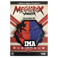 MEGALOBOX DUO TONE JOE VS YURI PIN