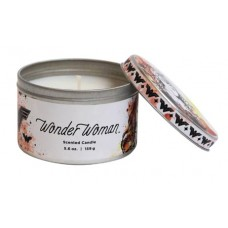 DC HEROES WONDER WOMAN 5.6OZ SCENTED CANDLE TIN