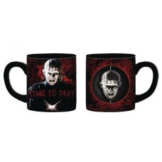 HELLRAISER TIME TO PLAY 20OZ CERAMIC SPINNER MUG