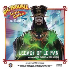 BIG TROUBLE IN LITTLE CHINA LEGACY OF LO PAN EXP