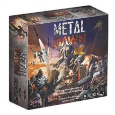 METAL DAWN BOARD GAME