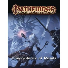PATHFINDER RPG CAMPAIGN SETTING CONCORDANCE RIVALS