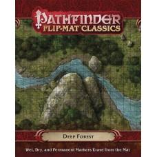 PATHFINDER RPG FLIP MAT CLASSICS DEEP FOREST
