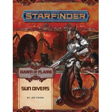 STARFINDER ADV PATH FIRE STARTERS DAWN FLAME PT 3 OF 6