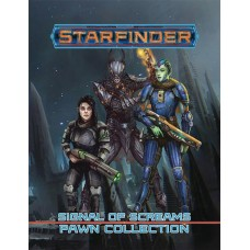 STARFINDER RPG PAWNS SIGNAL OF SCREAMS COLL