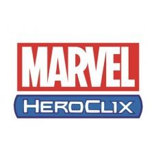 MARVEL HEROCLIX AVENGERS BLACK PANTHER ILLUM FAST FORCES 6PK