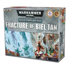 WARHAMMER 40K DICEMASTERS FRACTURE BIEL-TAN CAMPAIGN BOX
