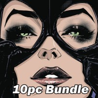 CATWOMAN 80TH ANNIV 100 PAGE SUPER SPECTACULAR #1 BUNDLE @A
