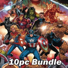 EMPYRE #1  #2 AND TIE IN ISSUES REG COVER BUNDLE @T