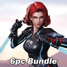 BLACK WIDOW #1 REG AND VARIANT BUNDLE (Offered Again)