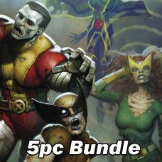MARVEL ZOMBIES RESURRECTION #1 REG AND VARIANT BUNDLE (Offered Again)