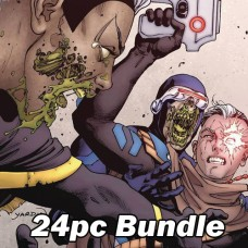 MARVEL ZOMBIES ASSORTED TITLES THEME VARIANT BUNDLE @D