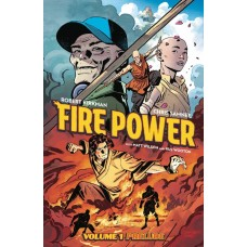 FIRE POWER BY KIRKMAN & SAMNEE TP VOL 01 PRELUDE @A