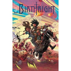 BIRTHRIGHT #43 @D
