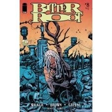 BITTER ROOT #8 CVR A GREENE (MR) @D