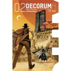 DECORUM #2 CVR A HUDDLESTON (MR) @D